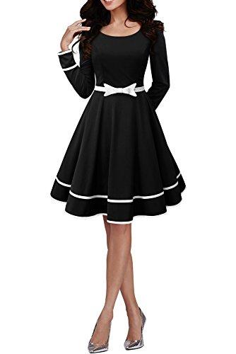 'Grace' Vintage Clarity Kleid im 50er-Jahre-Stil