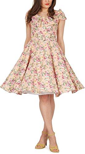 'Cynthia' Vintage Amity Kleid im 50er-Jahre-Stil