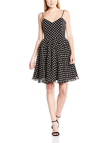 Swing - Retro Kleid mit Polka Dots