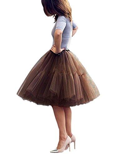 Petticoat Rock & Tanzrock für Ballett oder Abschlussball