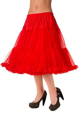 Banned Lifeforms Petticoat (Schwarz) - 7