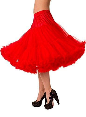 Banned Lifeforms Petticoat (Schwarz) - 8