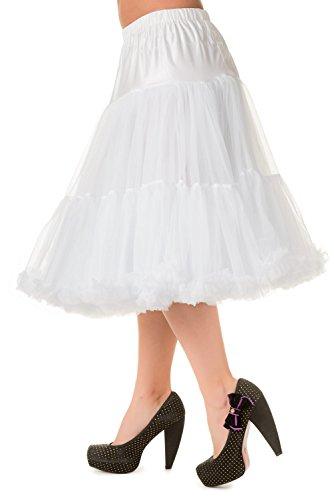 Banned Lifeforms Petticoat (Schwarz) - 9