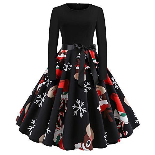 Weihnachtskleid // Weihnachten Partykleid Festlich Christmas Dress