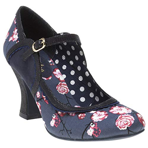 Ruby Shoo Rosalind Damen Schuhe Navy